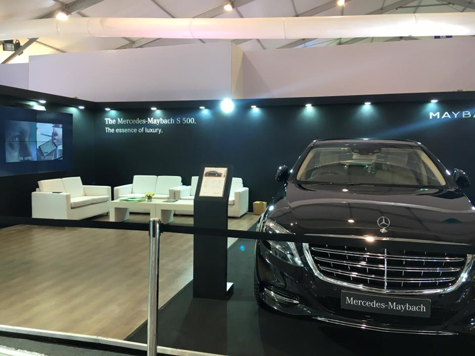 mercedes-maybach event