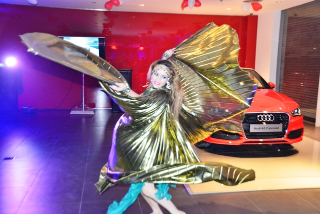 Arabian theme-automobile events