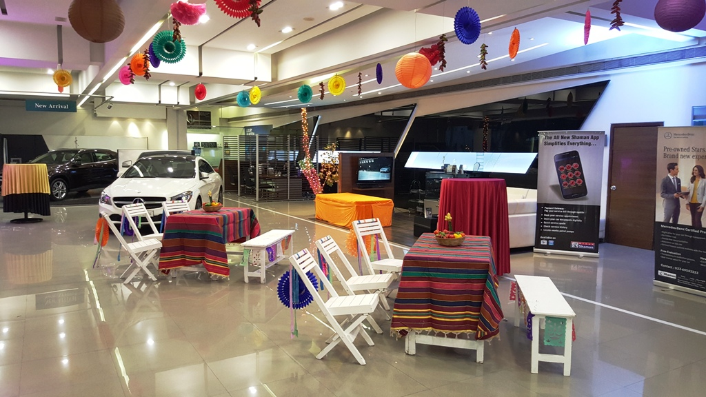 Mexican Theme Party Organisers in Mumbai