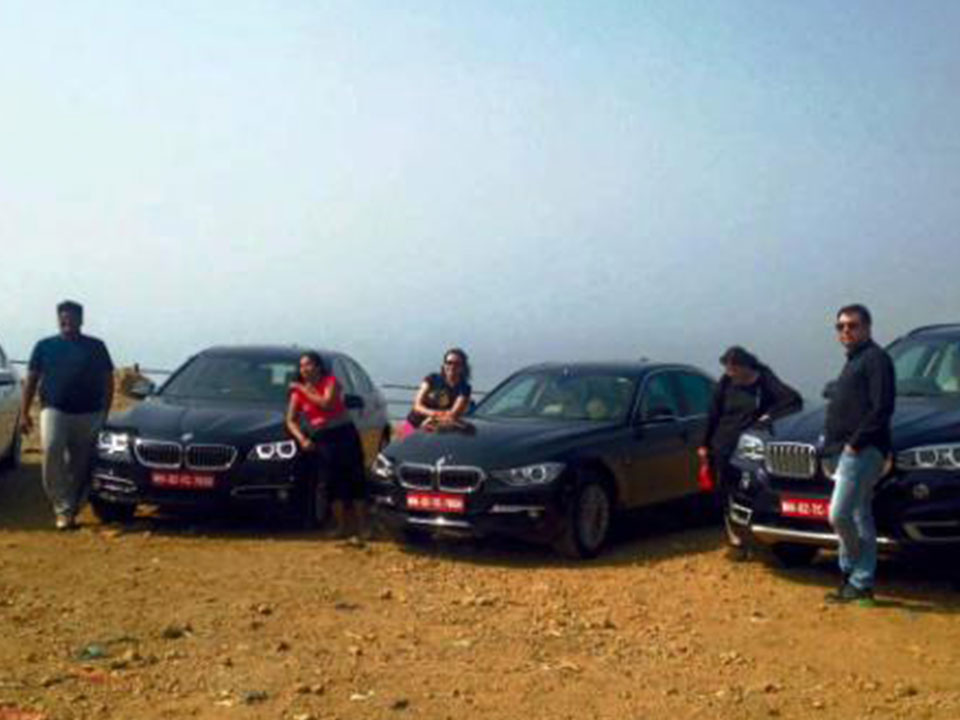 Automobile events in India