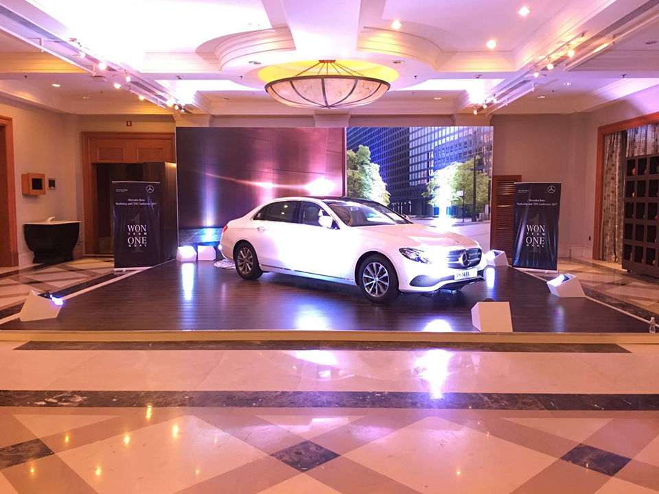 car display events mumbai